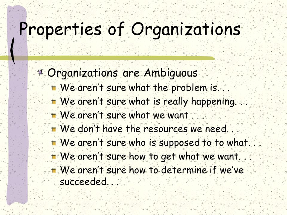 Fallacies in Organizational Diagnosis People Blaming Blame the Bureaucracy Thirst for Power