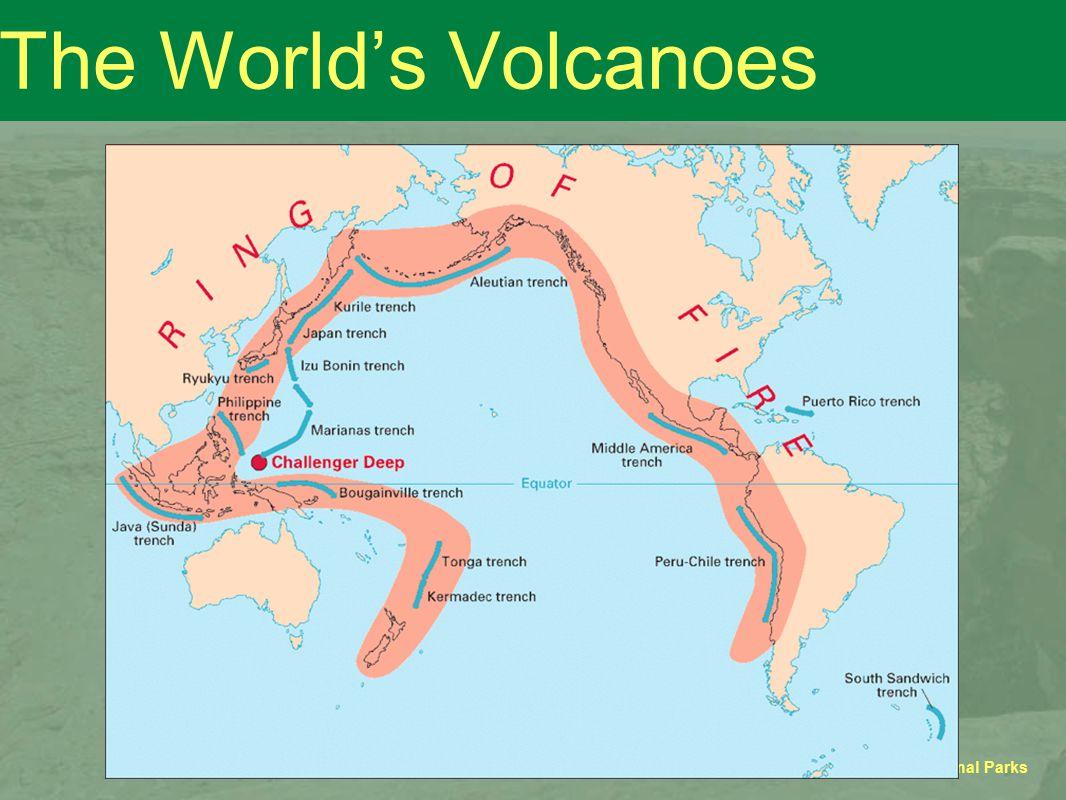 The World's Volcanoes