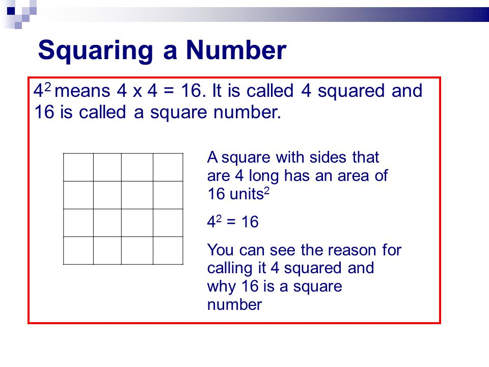 Simplify Think of the largest perfect square that divides into 32 4 yes → 4×8 9 no 16 yes → 16×2