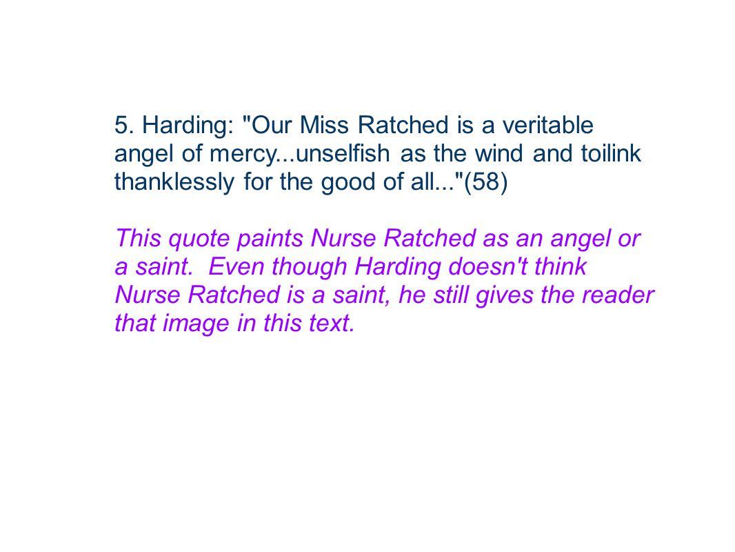 5. Harding: