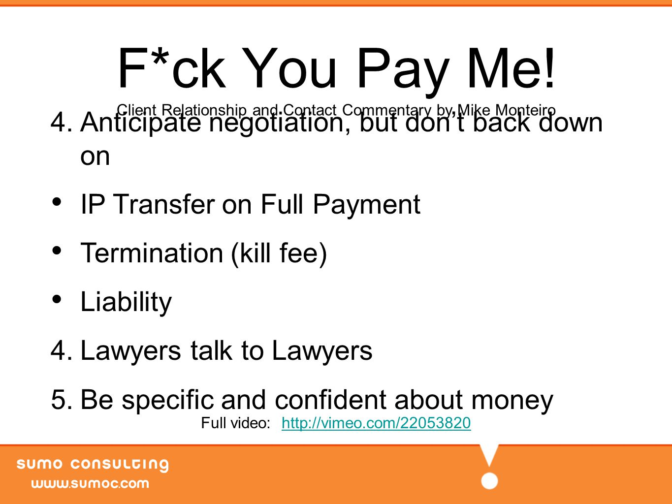 F*ck You Pay Me.