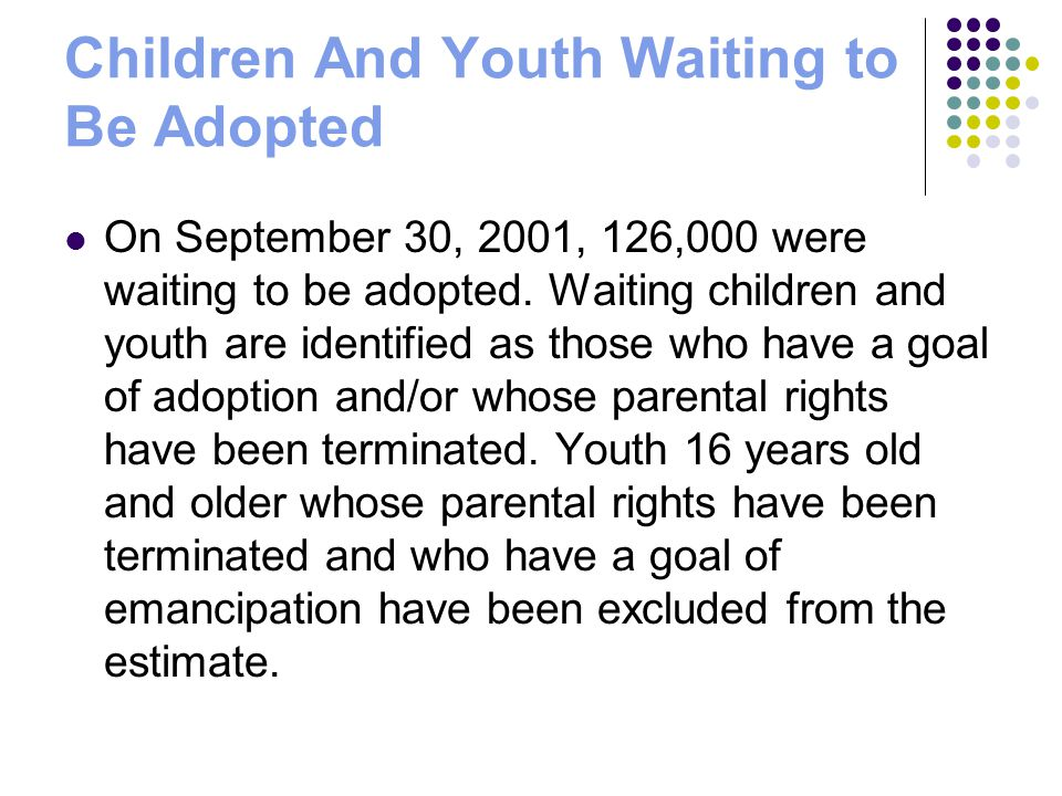 Who Adopted These Young People.