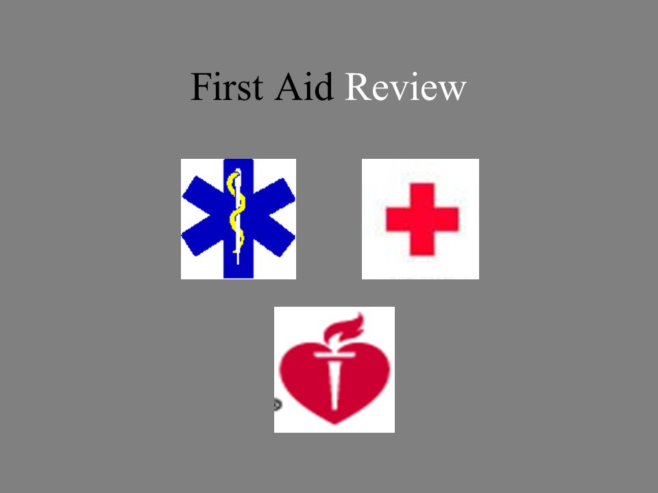 First Aid Shock Treat for Shock on all patients from the beginning.