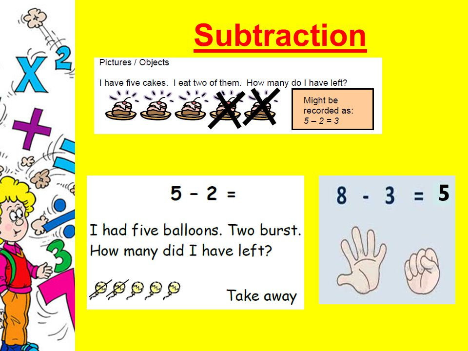 Subtraction 5