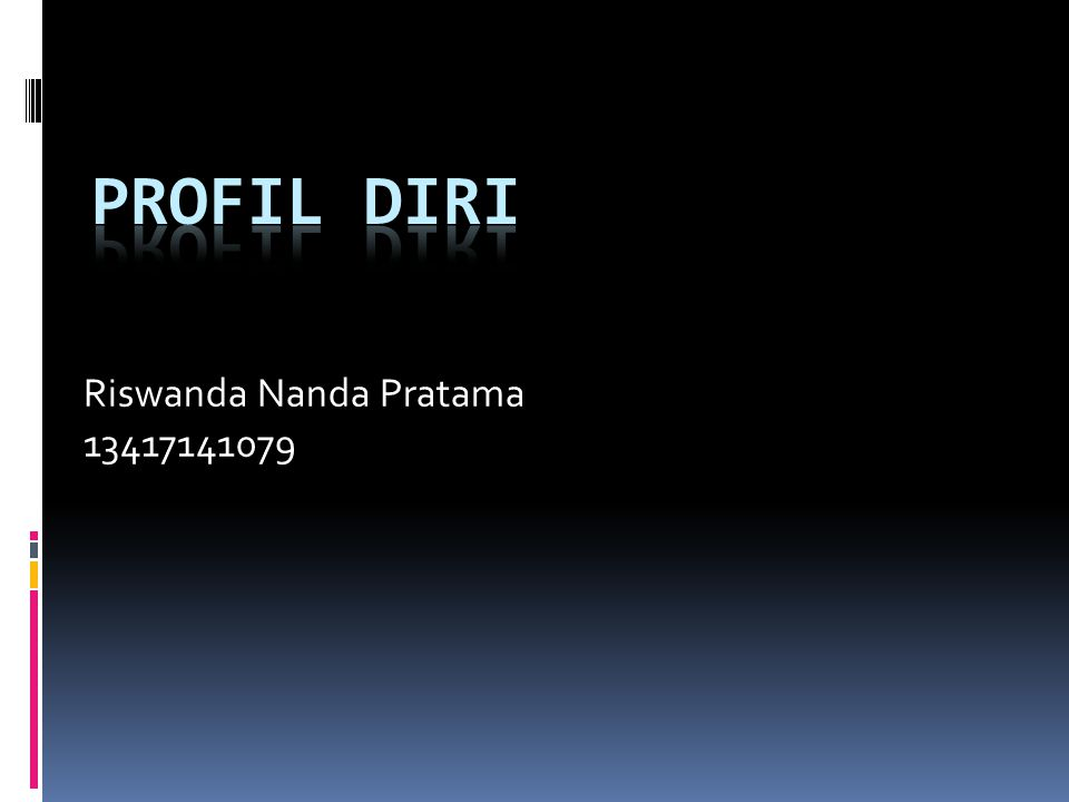 Riswanda Nanda Pratama 13417141079