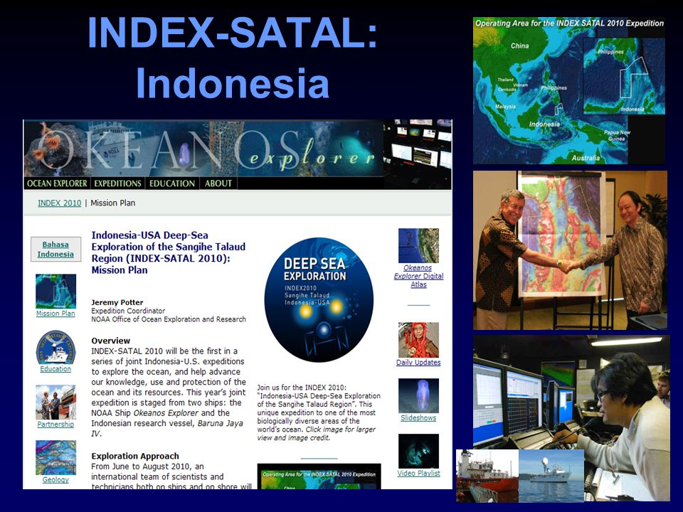 INDEX-SATAL: Indonesia 6