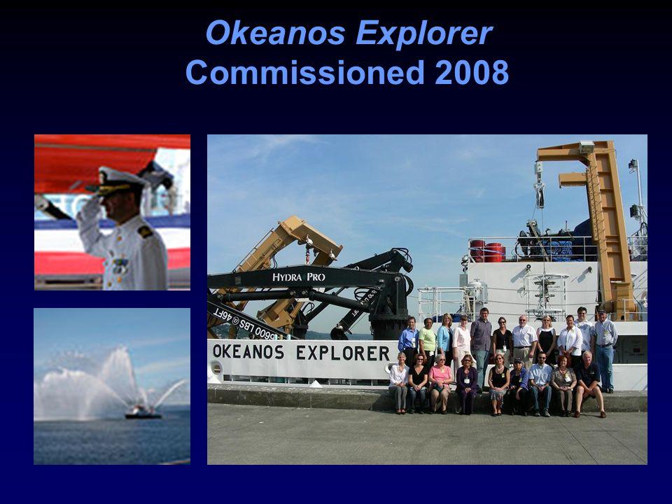 NOAA Ship Okeanos Explorer Education Materials Collection Vol.