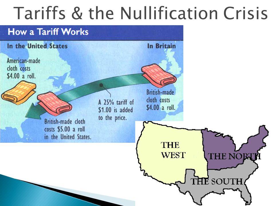 Tariffs & the Nullification Crisis