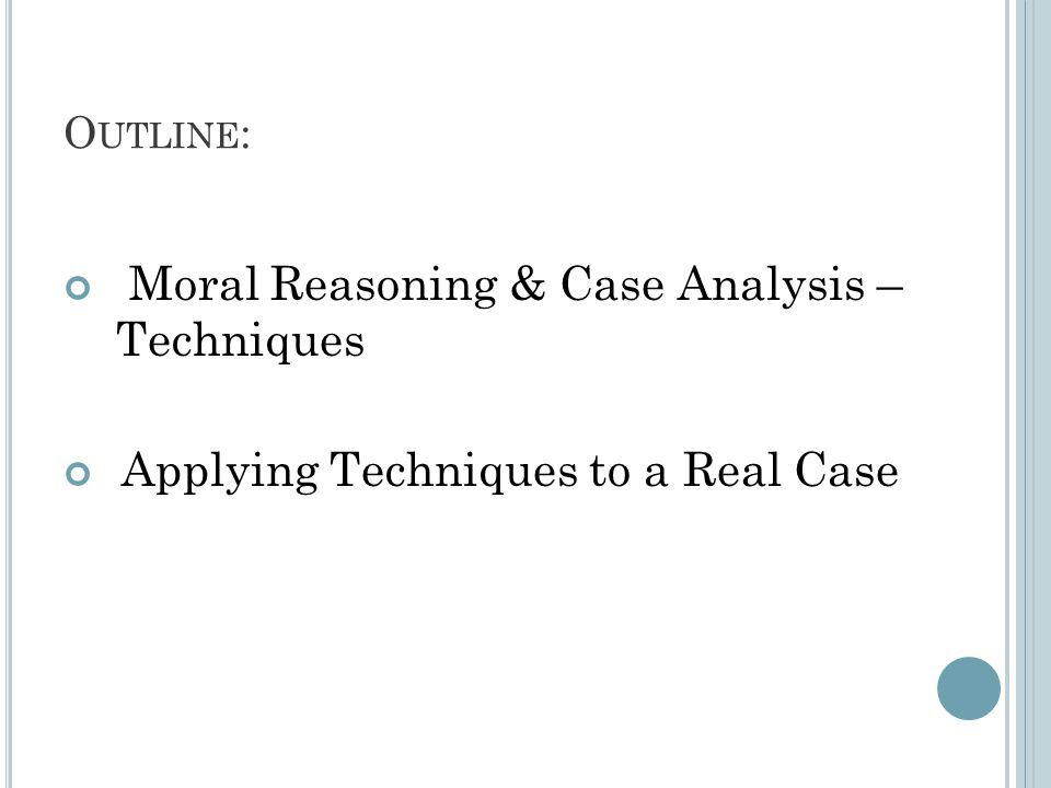 Part 3: Moral Reasoning & Case Analysis