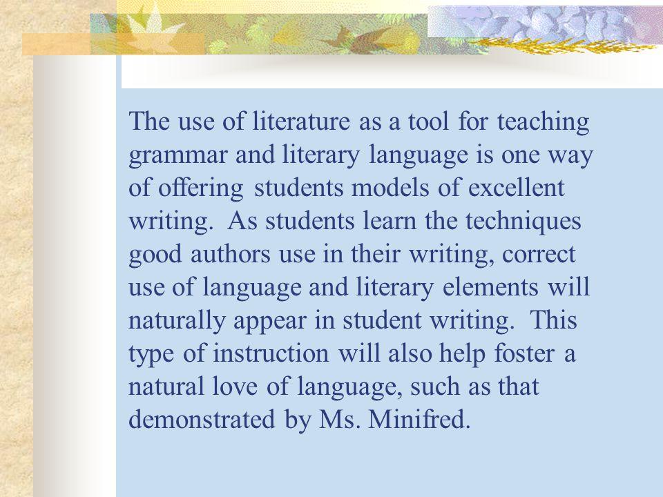 1)Introduce Language Poster.