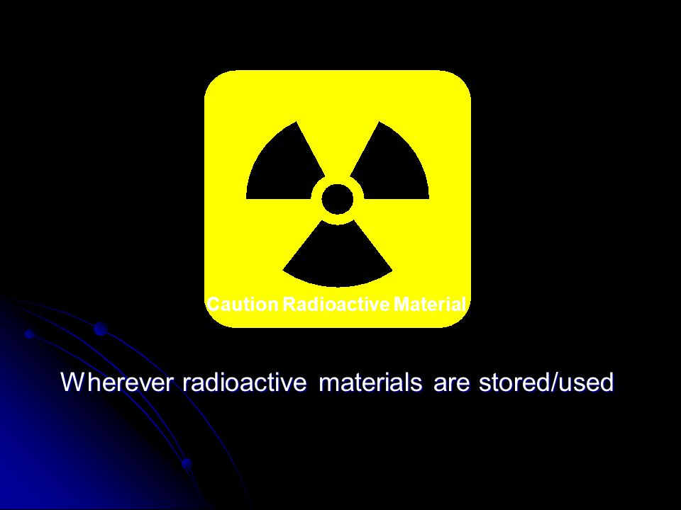Half Value Layer (inches)  RadionuclideLeadSteel Cesium-1370.220.63 (30 year half life) Cobalt-600.470.83 (5.2 year half life) Americium-2410.0050.24 (432 year half life) Radium-2260.660.87 (1600 year half life) Iridium-1920.240.51 (74 day half life) These four are the most likely to be seen These four are the most likely to be seen