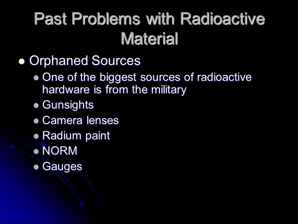 Industrial Radiography