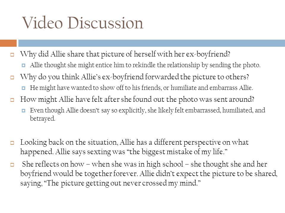 Allie's Story