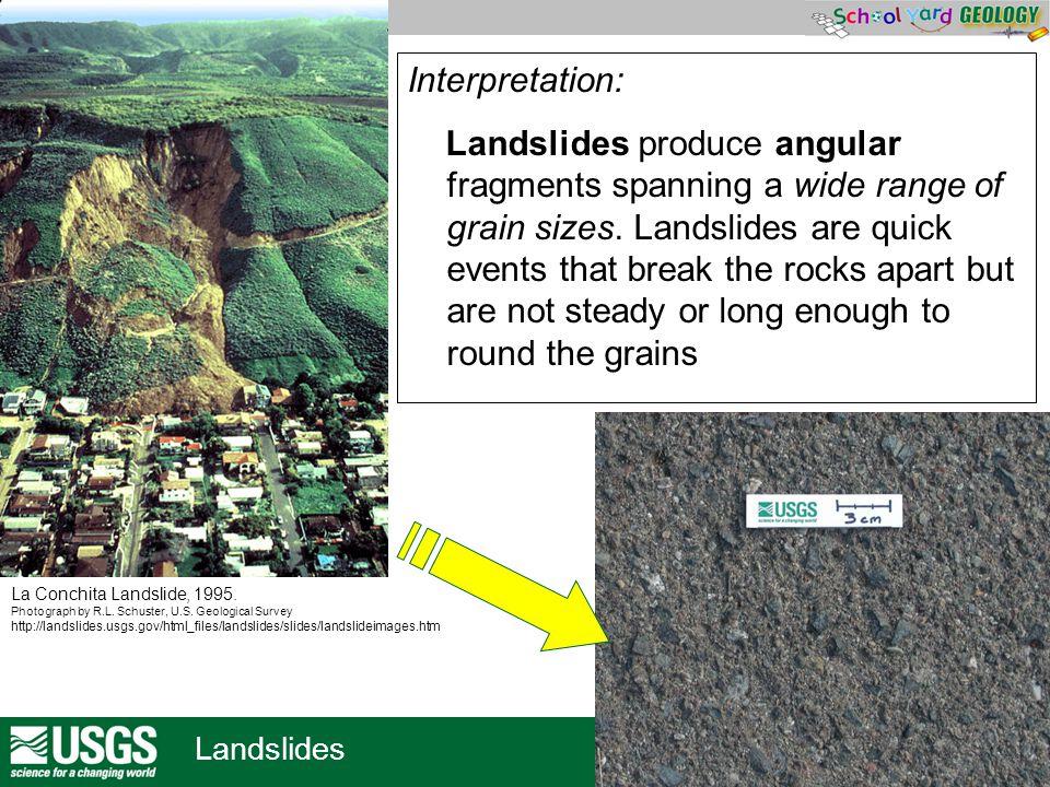 La Conchita Landslide, 1995. Photograph by R.L. Schuster, U.S. Geological Survey http://landslides.usgs.gov/html_files/landslides/slides/landslideimag