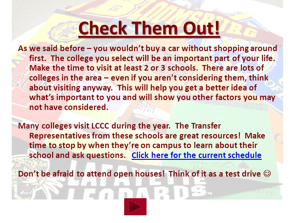 As we said before – you wouldn't buy a car without shopping around first.