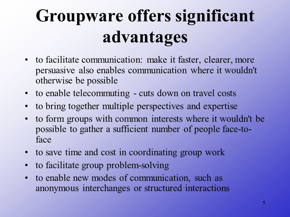 16 Conclusion Have experience of synchronous and asynchronous groupware from both a distributed and local perspective Both have been relatively successful but problems both technical and administrative did occur New staff – new ideas.
