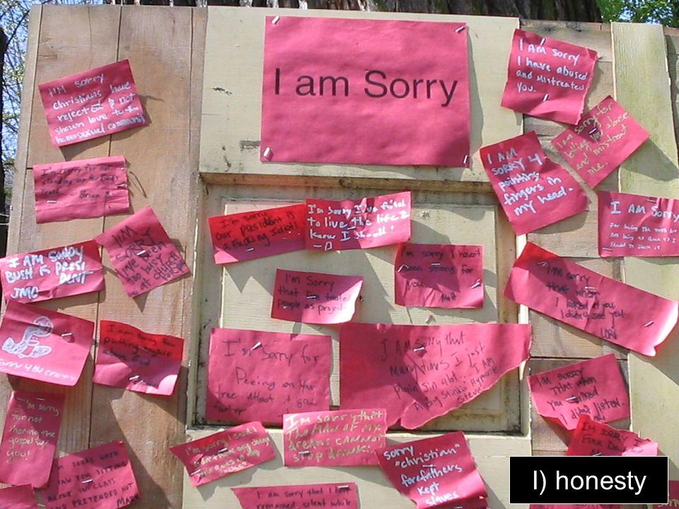 www.earlcreps.com I) honesty