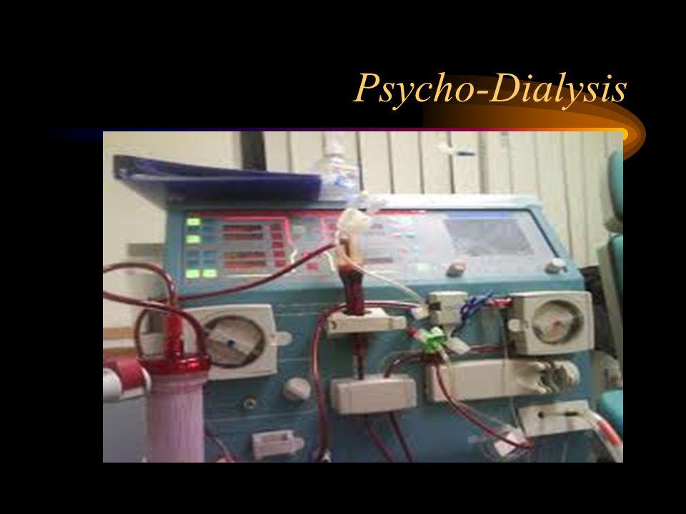 Psycho-Dialysis