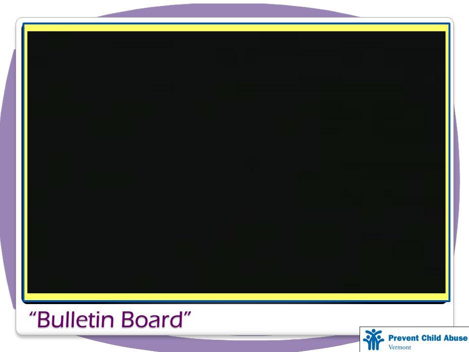 """Bulletin Board"""
