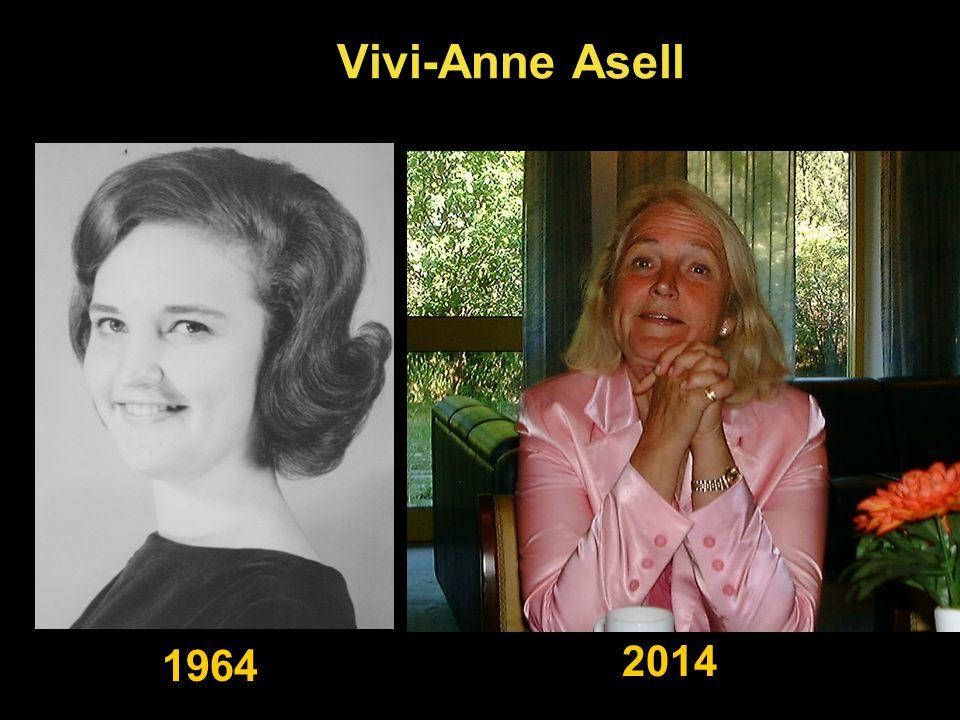 Vivi-Anne Asell 1964 2014
