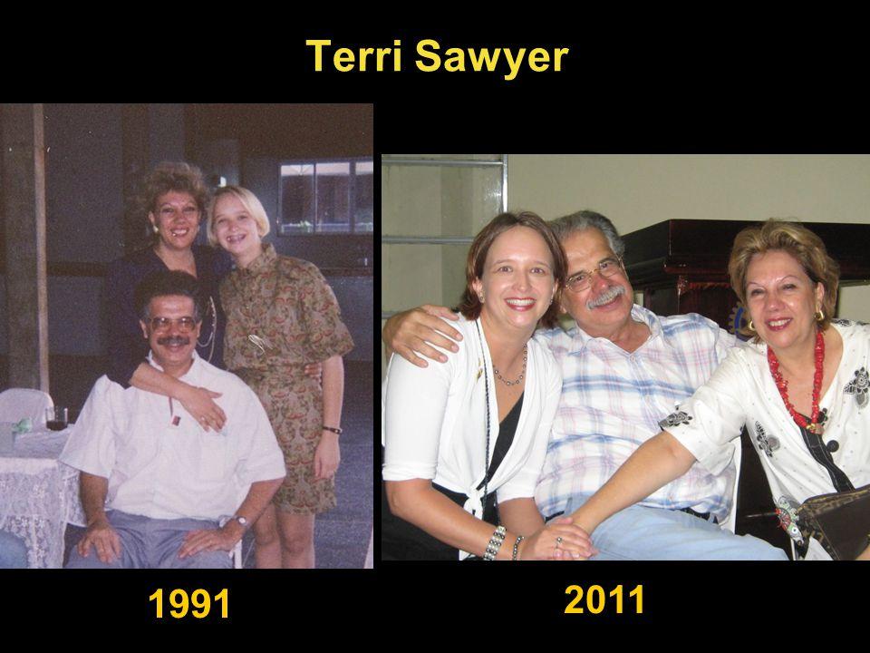 Terri Sawyer 1991 2011