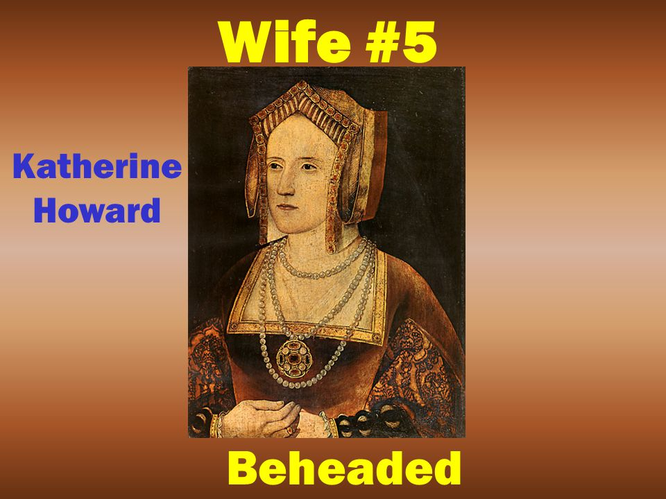 """Wife #4 Divorced Anne of Cleves Henry: """"She looks like a Horse"""""""