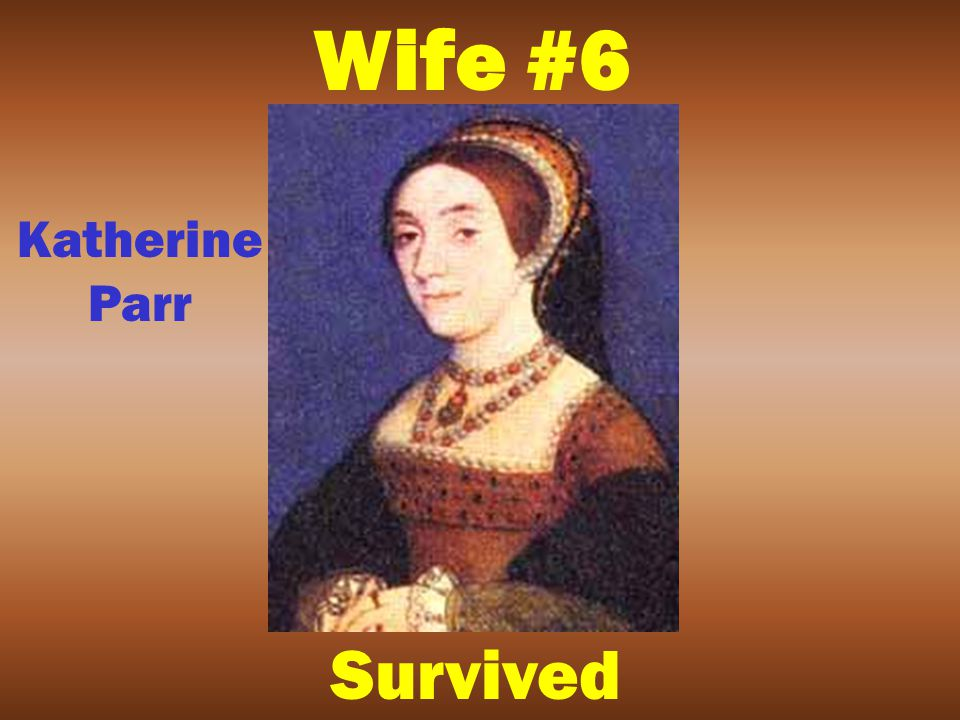 Wife #5 Beheaded Katherine Howard