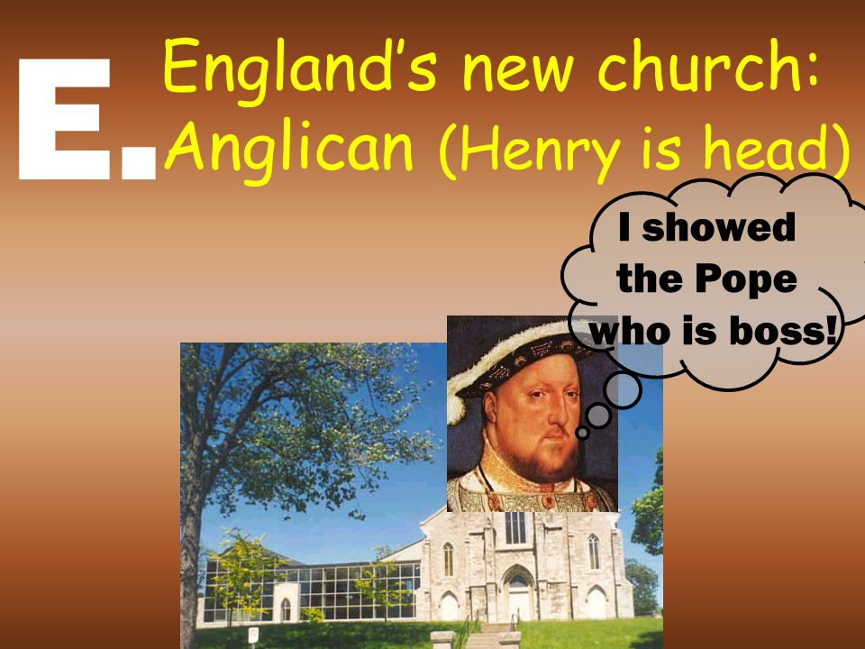 P. Pope's English land taken and sold for $