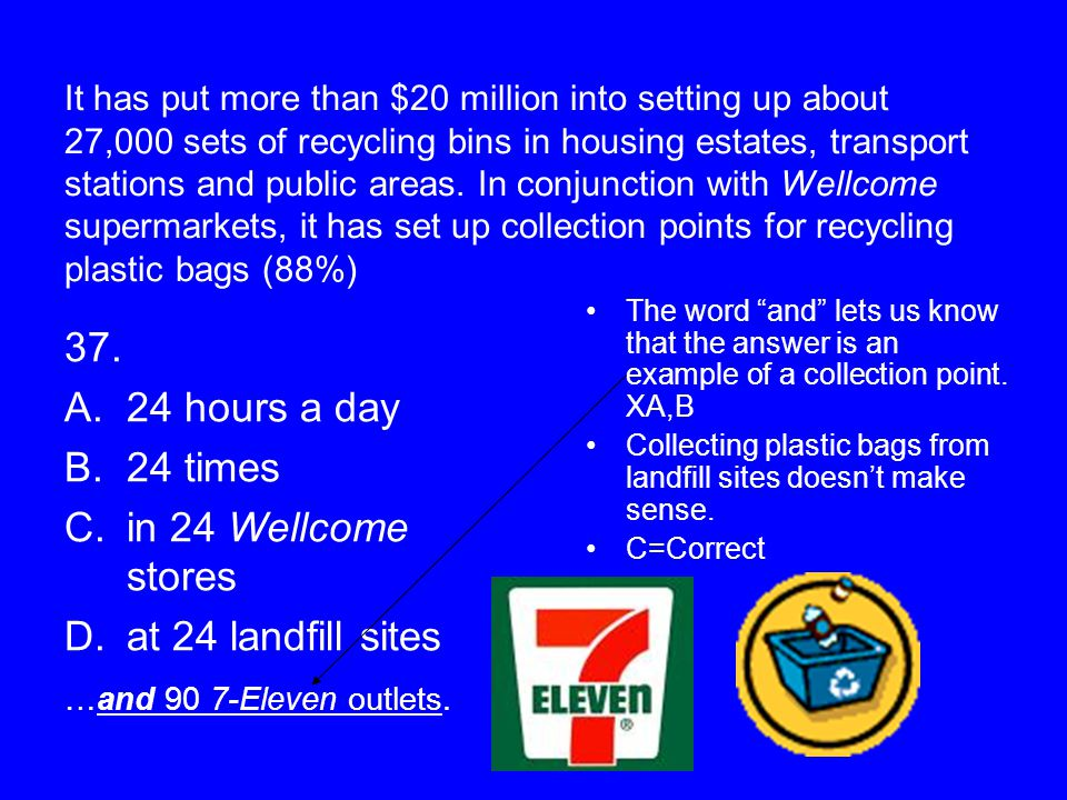 It has put more than $20 million into setting up about 27,000 sets of recycling bins in housing estates, transport stations and public areas.
