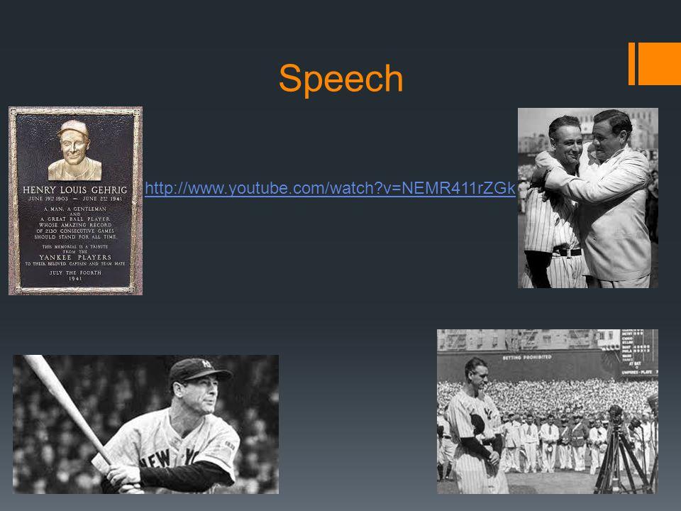 Speech http://www.youtube.com/watch?v=NEMR411rZGk