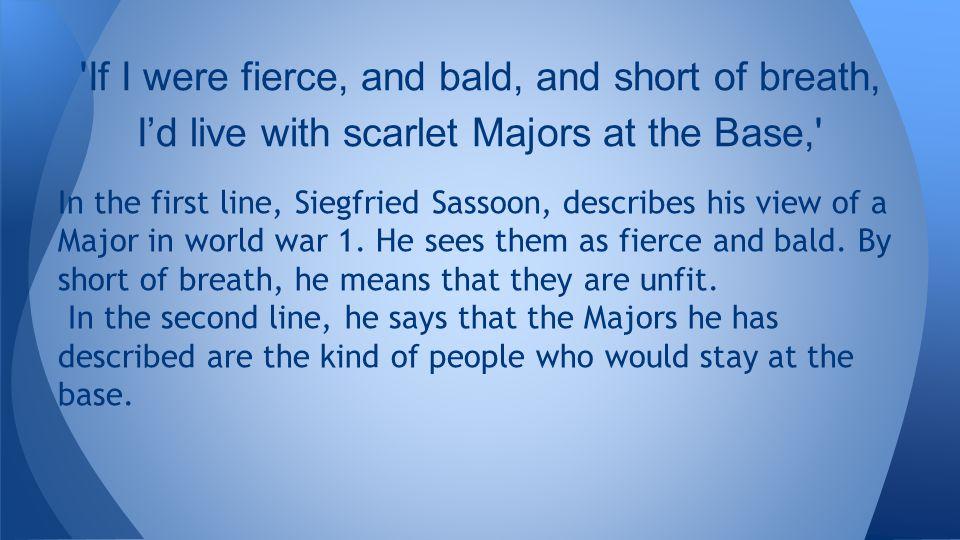 Scarlet Major