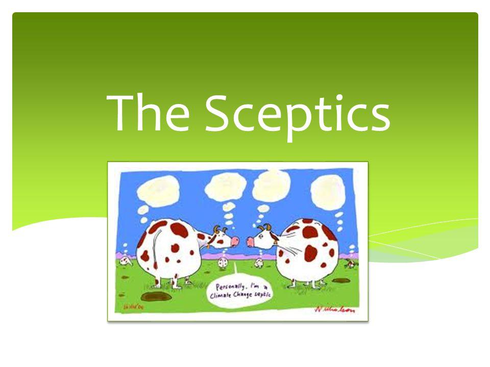 The Sceptics
