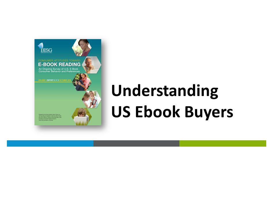 Understanding US Ebook Buyers