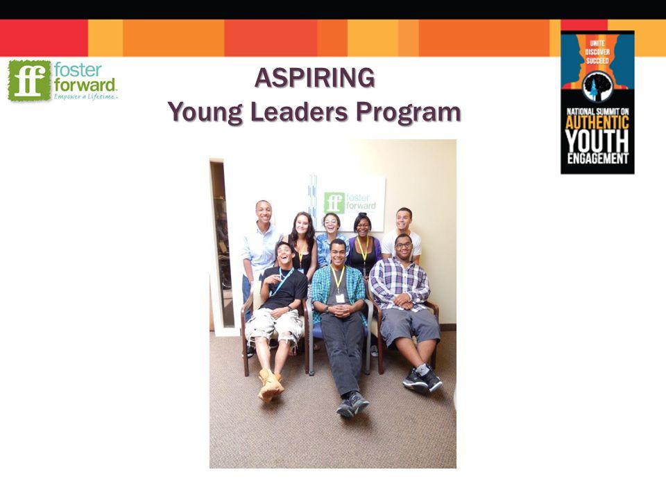 ASPIRING Young Leaders Program