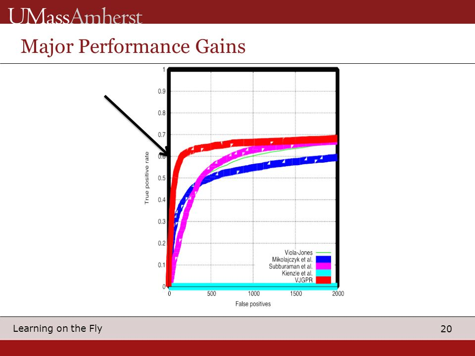 20 Learning on the Fly Major Performance Gains