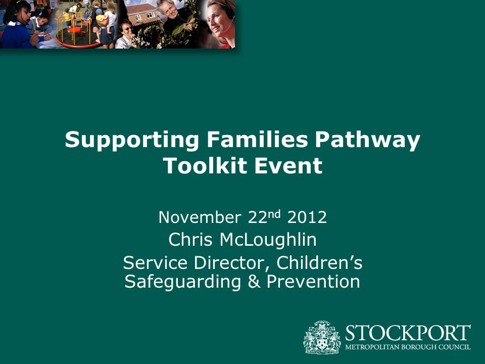 Stockport Data and Evidence 38 Stockport families meet 3 government criteria 291 Stockport families meet 2 government criteria (+13 out of area attending Stockport Schools) Conservative costings reveal 38 families have cost 1.1 million Domestic Violence: 24% of families meeting 3 criteria have been involved in a domestic abuse (DA) incident within last 6 months and 42% within last 18 mths.