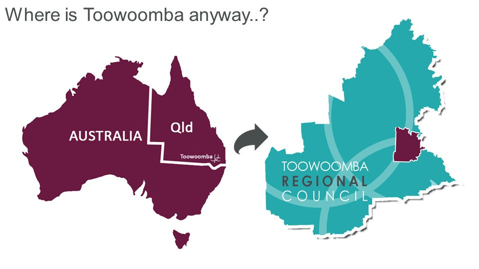 Where is Toowoomba anyway..