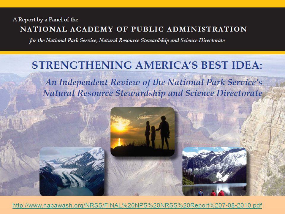 http://www.napawash.org/NRSS/FINAL%20NPS%20NRSS%20Report%207-08-2010.pdf