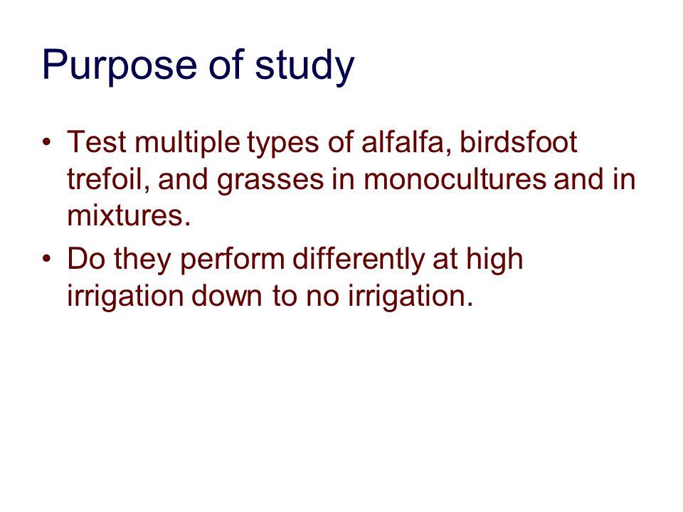 Seasonal production of alfalfa, tall fescue and an alfalfa-tall fescue mixture, 2003-2004.