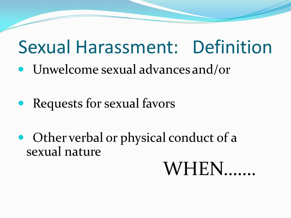 Western Policies Equal Opportunity/Non-Discrimination Policy Sexual Harassment Related Policies: Faculty Handbook, Appendix 5, Section 2