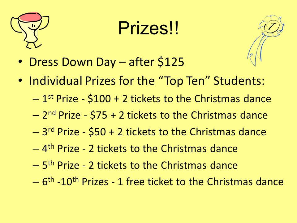 Prizes!.