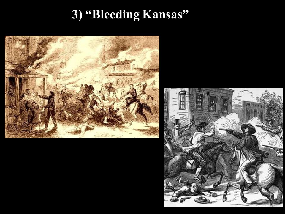 "3) ""Bleeding Kansas"""