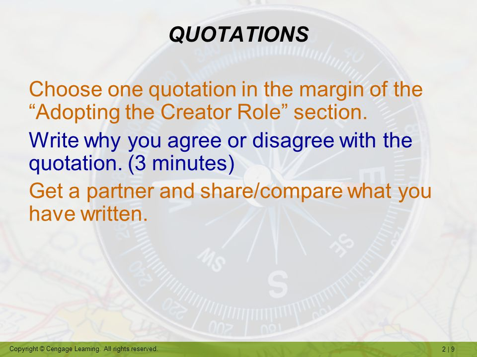 2 | 10 Copyright © Cengage Learning.All rights reserved.