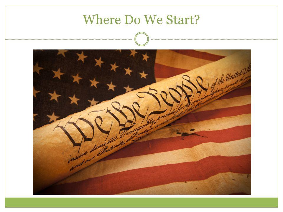 First Amendment Overview