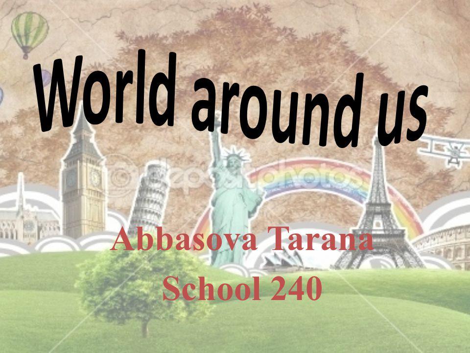 Abbasova Tarana School 240
