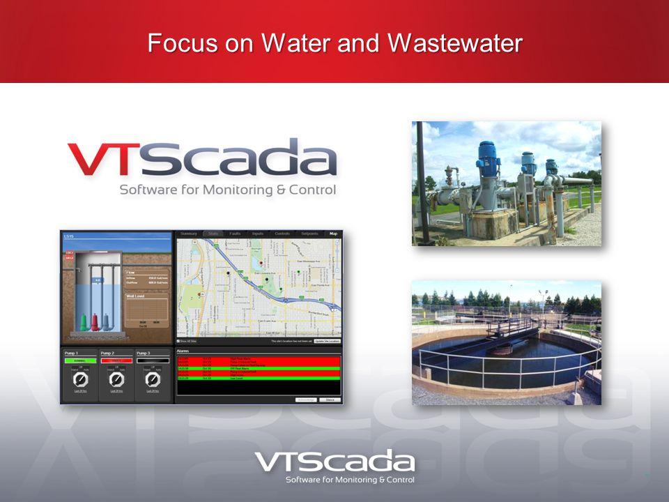 VTScada IDEA Studio™ Create high-impact displays using intuitive Drag & Drop tools.