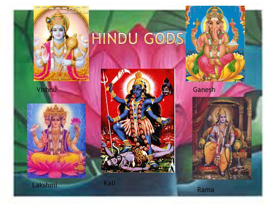Vishnu Lakshmi Ganesh Rama Kali