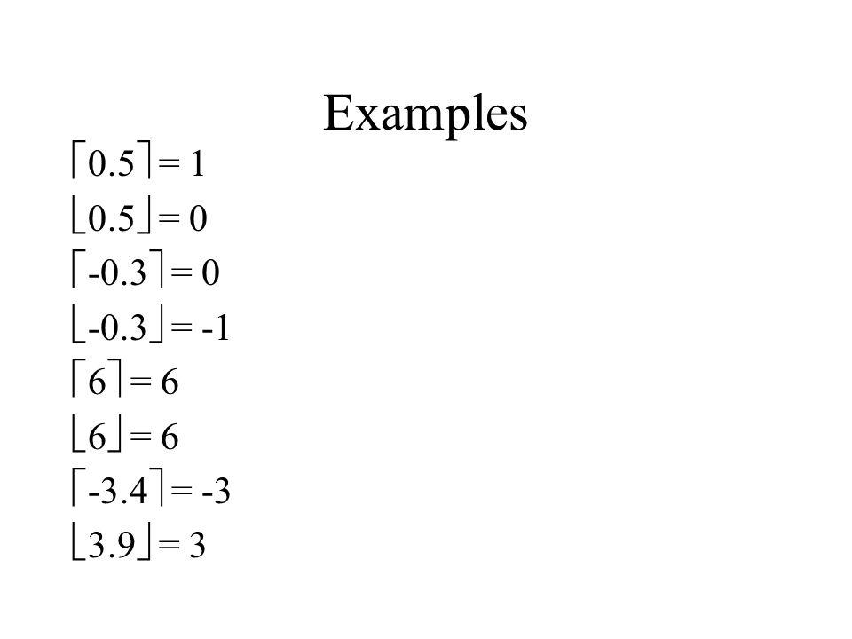 Prove that  x+m  =  x  + m when m is an integer.