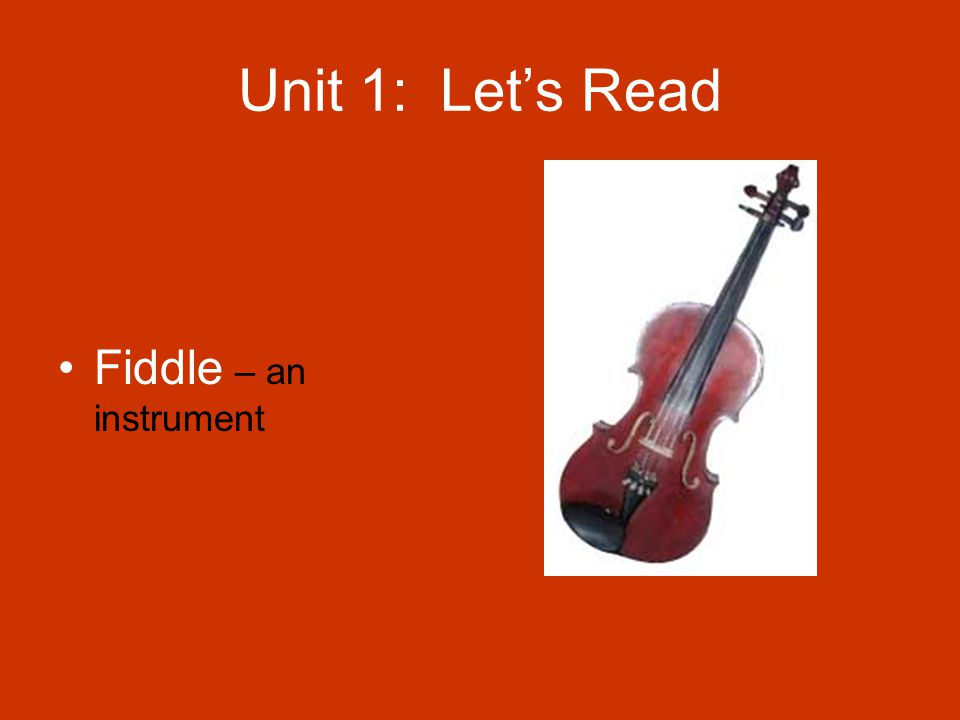 Unit 1: Let's Read Line – what is between two points