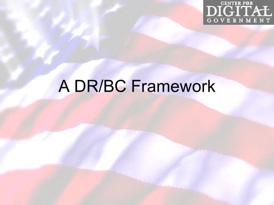 A DR/BC Framework